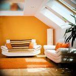 Фото Оранжевый цвет в интерь 20.06.2019 №093 - Orange color in the interio - design-foto.ru
