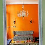 Фото Оранжевый цвет в интерь 20.06.2019 №094 - Orange color in the interio - design-foto.ru