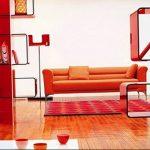 Фото Оранжевый цвет в интерь 20.06.2019 №095 - Orange color in the interio - design-foto.ru