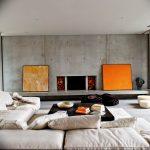 Фото Оранжевый цвет в интерь 20.06.2019 №099 - Orange color in the interio - design-foto.ru