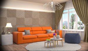 Фото Оранжевый цвет в интерь 20.06.2019 №100 - Orange color in the interio - design-foto.ru