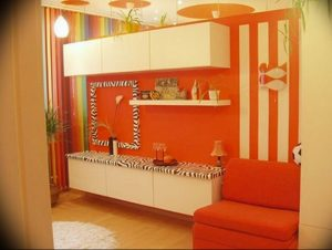 Фото Оранжевый цвет в интерь 20.06.2019 №103 - Orange color in the interio - design-foto.ru