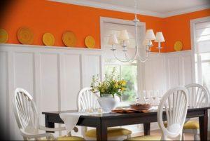 Фото Оранжевый цвет в интерь 20.06.2019 №107 - Orange color in the interio - design-foto.ru