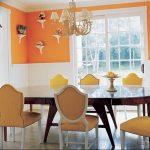 Фото Оранжевый цвет в интерь 20.06.2019 №111 - Orange color in the interio - design-foto.ru