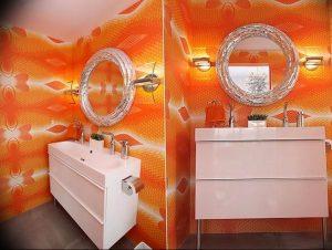 Фото Оранжевый цвет в интерь 20.06.2019 №112 - Orange color in the interio - design-foto.ru
