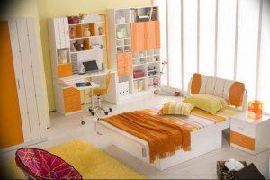 Фото Оранжевый цвет в интерь 20.06.2019 №113 - Orange color in the interio - design-foto.ru