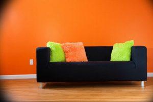 Фото Оранжевый цвет в интерь 20.06.2019 №114 - Orange color in the interio - design-foto.ru