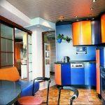 Фото Оранжевый цвет в интерь 20.06.2019 №117 - Orange color in the interio - design-foto.ru
