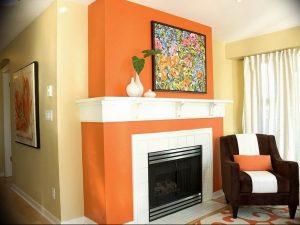 Фото Оранжевый цвет в интерь 20.06.2019 №119 - Orange color in the interio - design-foto.ru