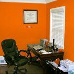 Фото Оранжевый цвет в интерь 20.06.2019 №120 - Orange color in the interio - design-foto.ru