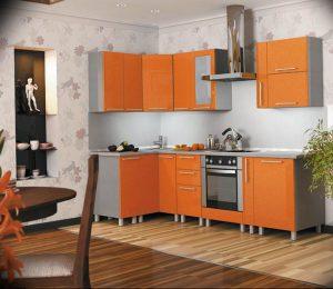 Фото Оранжевый цвет в интерь 20.06.2019 №123 - Orange color in the interio - design-foto.ru