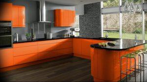 Фото Оранжевый цвет в интерь 20.06.2019 №125 - Orange color in the interio - design-foto.ru