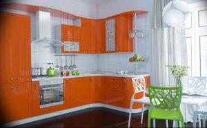 Фото Оранжевый цвет в интерь 20.06.2019 №126 - Orange color in the interio - design-foto.ru