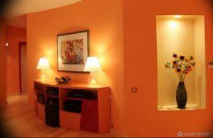 Фото Оранжевый цвет в интерь 20.06.2019 №132 - Orange color in the interio - design-foto.ru