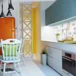 Фото Оранжевый цвет в интерь 20.06.2019 №137 - Orange color in the interio - design-foto.ru