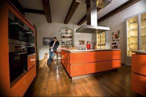 Фото Оранжевый цвет в интерь 20.06.2019 №139 - Orange color in the interio - design-foto.ru