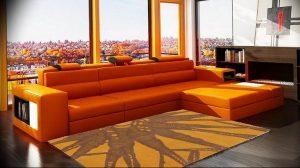 Фото Оранжевый цвет в интерь 20.06.2019 №140 - Orange color in the interio - design-foto.ru