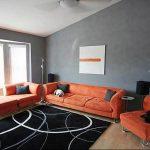Фото Оранжевый цвет в интерь 20.06.2019 №142 - Orange color in the interio - design-foto.ru