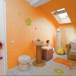 Фото Оранжевый цвет в интерь 20.06.2019 №143 - Orange color in the interio - design-foto.ru
