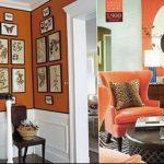 Фото Оранжевый цвет в интерь 20.06.2019 №144 - Orange color in the interio - design-foto.ru