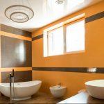 Фото Оранжевый цвет в интерь 20.06.2019 №146 - Orange color in the interio - design-foto.ru