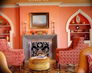 Фото Оранжевый цвет в интерь 20.06.2019 №148 - Orange color in the interio - design-foto.ru