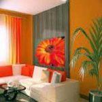 Фото Оранжевый цвет в интерь 20.06.2019 №149 - Orange color in the interio - design-foto.ru
