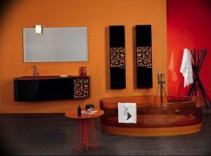 Фото Оранжевый цвет в интерь 20.06.2019 №151 - Orange color in the interio - design-foto.ru