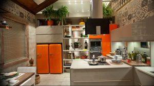 Фото Оранжевый цвет в интерь 20.06.2019 №154 - Orange color in the interio - design-foto.ru