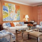 Фото Оранжевый цвет в интерь 20.06.2019 №156 - Orange color in the interio - design-foto.ru