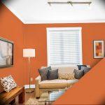 Фото Оранжевый цвет в интерь 20.06.2019 №157 - Orange color in the interio - design-foto.ru