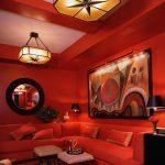 Фото Оранжевый цвет в интерь 20.06.2019 №162 - Orange color in the interio - design-foto.ru