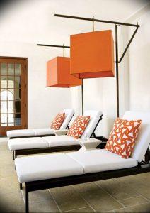 Фото Оранжевый цвет в интерь 20.06.2019 №164 - Orange color in the interio - design-foto.ru