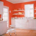 Фото Оранжевый цвет в интерь 20.06.2019 №165 - Orange color in the interio - design-foto.ru