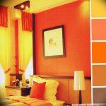 Фото Оранжевый цвет в интерь 20.06.2019 №166 - Orange color in the interio - design-foto.ru