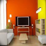 Фото Оранжевый цвет в интерь 20.06.2019 №168 - Orange color in the interio - design-foto.ru