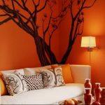 Фото Оранжевый цвет в интерь 20.06.2019 №178 - Orange color in the interio - design-foto.ru
