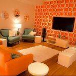 Фото Оранжевый цвет в интерь 20.06.2019 №184 - Orange color in the interio - design-foto.ru
