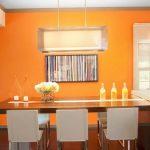 Фото Оранжевый цвет в интерь 20.06.2019 №188 - Orange color in the interio - design-foto.ru