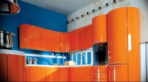 Фото Оранжевый цвет в интерь 20.06.2019 №189 - Orange color in the interio - design-foto.ru