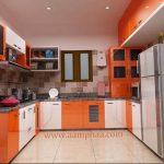 Фото Оранжевый цвет в интерь 20.06.2019 №191 - Orange color in the interio - design-foto.ru