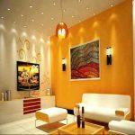 Фото Оранжевый цвет в интерь 20.06.2019 №194 - Orange color in the interio - design-foto.ru