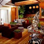 Фото Оранжевый цвет в интерь 20.06.2019 №196 - Orange color in the interio - design-foto.ru