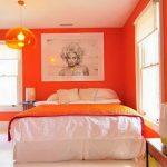 Фото Оранжевый цвет в интерь 20.06.2019 №200 - Orange color in the interio - design-foto.ru