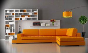 Фото Оранжевый цвет в интерь 20.06.2019 №205 - Orange color in the interio - design-foto.ru
