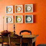 Фото Оранжевый цвет в интерь 20.06.2019 №206 - Orange color in the interio - design-foto.ru