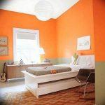 Фото Оранжевый цвет в интерь 20.06.2019 №214 - Orange color in the interio - design-foto.ru