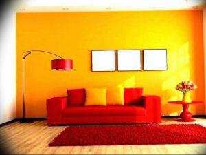 Фото Оранжевый цвет в интерь 20.06.2019 №215 - Orange color in the interio - design-foto.ru
