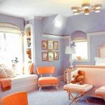 Фото Оранжевый цвет в интерь 20.06.2019 №216 - Orange color in the interio - design-foto.ru