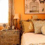 Фото Оранжевый цвет в интерь 20.06.2019 №225 - Orange color in the interio - design-foto.ru
